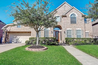 Richmond Single Family Home For Sale: 8314 Phantom Mist Drive