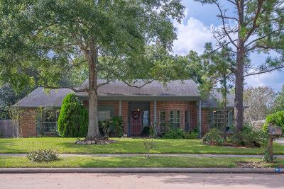 Friendswood Single Family Home For Sale: 1405 Bayou Oak Drive