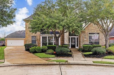 Manvel Single Family Home For Sale: 3111 Red Ridge Court