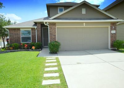 Katy Single Family Home For Sale: 2414 Village Stone Court