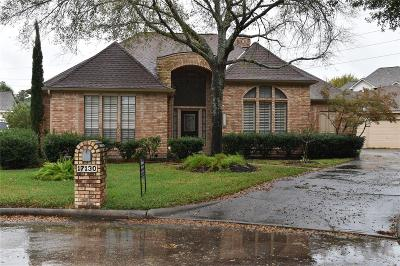 Spring Single Family Home For Sale: 17130 Post Oak Hollow