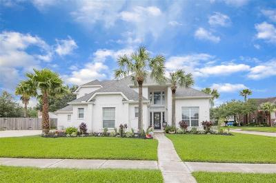 Seabrook Single Family Home For Sale: 3006 Cove View Drive