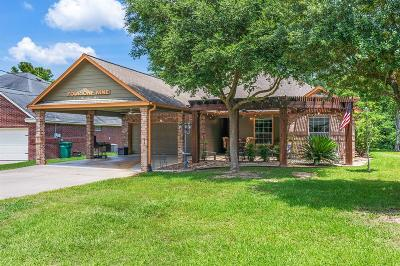 Conroe Single Family Home For Sale: 419 E Hunting Tower Run