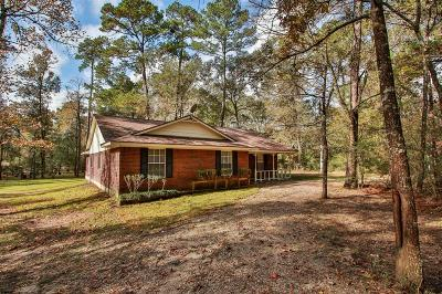 Single Family Home For Sale: 40615 Mill Creek Road