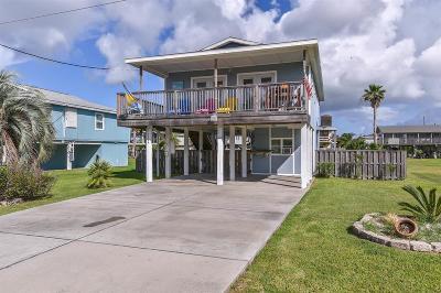Jamaica Beach Single Family Home For Sale: 16626 Jamaica Inn Road