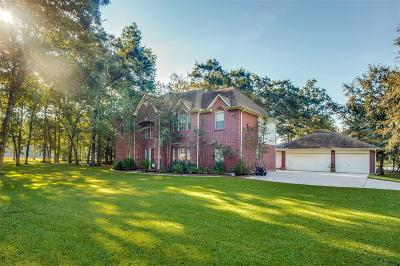 Magnolia Single Family Home For Sale: 10523 Crystal Cove Drive