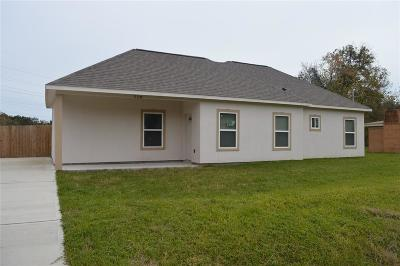 Texas City Single Family Home For Sale: 228 Robertson