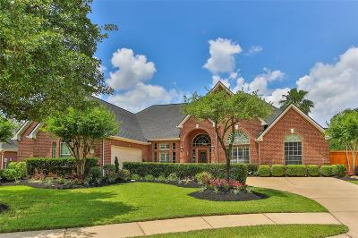 Cypress Single Family Home For Sale: 12715 Stillwood Park Court