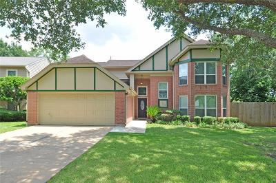 Missouri City Single Family Home For Sale: 3023 Cotter Lake Circle