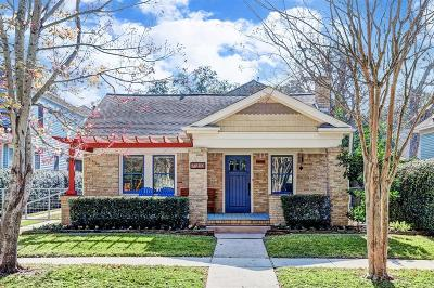 Houston Single Family Home For Sale: 720 Highland Street