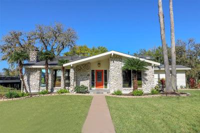 Dickinson Single Family Home For Sale: 101 Old Bayou Drive