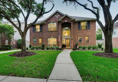 Sugar Land Single Family Home For Sale: 2343 Plantation Bend Drive