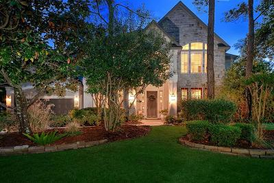The Woodlands Single Family Home For Sale: 35 Rosedown Place
