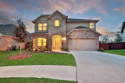 Missouri City Single Family Home For Sale: 4010 W Vicksburg Estates Drive