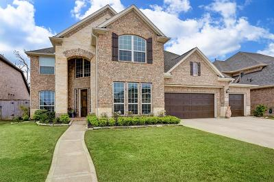 Sugar Land Single Family Home For Sale: 5115 Sterling Manor Lane