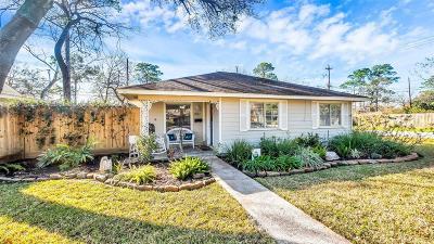 Houston Single Family Home For Sale: 1921 Ebony Lane