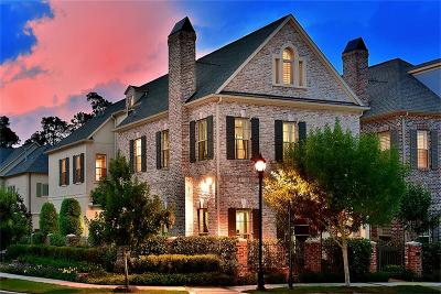 The Woodlands Single Family Home For Sale: 34 Jetty Point Drive