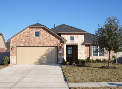 Rosenberg Single Family Home For Sale: 523 Round Lake