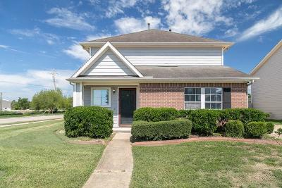 Alvin Single Family Home For Sale: 1310 Pinto Pass