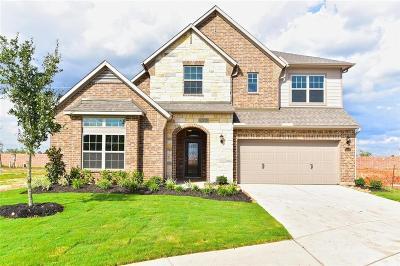 Manvel Single Family Home For Sale: 2623 Redbud Trail Lane
