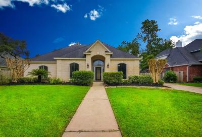 Spring Single Family Home For Sale: 6207 Becker Line Drive