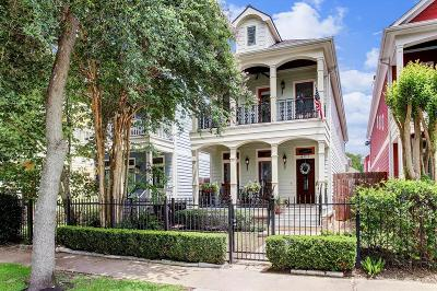 Houston Single Family Home For Sale: 407 W 21st Street