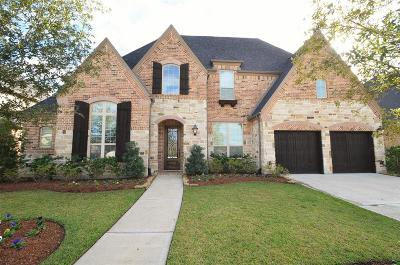 Katy Single Family Home For Sale: 27523 Beauford Drive