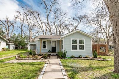 Single Family Home Option Pending: 1411 Prairie Street