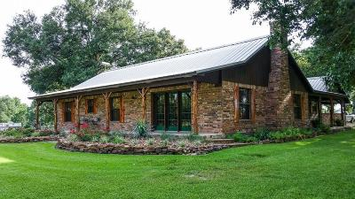 Montgomery Single Family Home For Sale: 18843 Kinkaid Rd W Road W