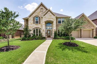 Katy Single Family Home For Sale: 2710 Carlson Manor Drive