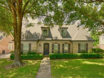 Jersey Village Single Family Home For Sale: 16117 Lakeview Drive