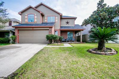Tomball Single Family Home For Sale: 19818 Shores Edge Drive