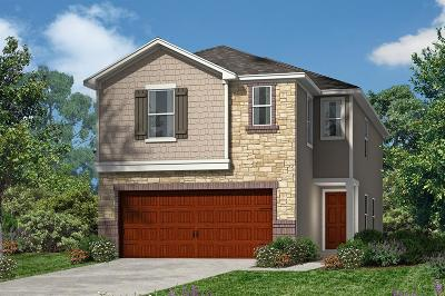 Houston TX Single Family Home For Sale: $336,995