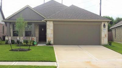Fresno TX Single Family Home For Sale: $199,500