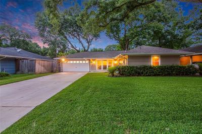 Houston Single Family Home For Sale: 5522 Judalon Lane