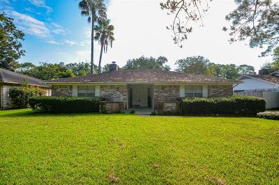 Houston Single Family Home For Sale: 2606 Pine Village Drive