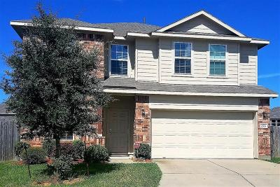 Texas City Single Family Home For Sale: 2305 Moonstone Ct