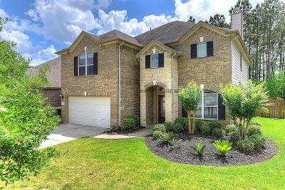 Kingwood Single Family Home For Sale: 25972 Kingshill Drive