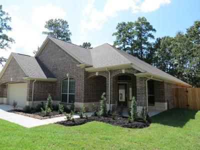 Montgomery Single Family Home For Sale: 3315 Oak Knoll Court