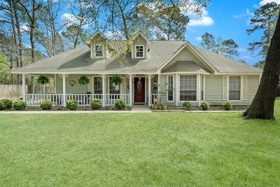 Magnolia Single Family Home For Sale: 710 Weisinger Drive