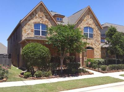 Sugar Land Single Family Home For Sale: 7331 Hudson Grove Lane