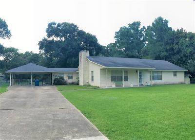 Conroe Single Family Home For Sale: 2430 Bill Smith Road