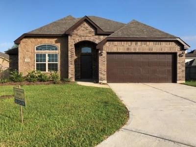 Tomball Single Family Home For Sale: 8402 Willow Gables Court