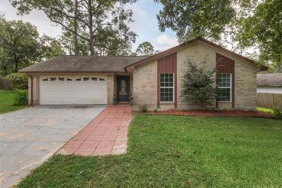 Conroe Single Family Home For Sale: 10420 Royal Forest Drive