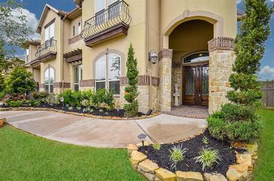 Fulshear Single Family Home For Sale: 5815 Mustang Ridge Lane