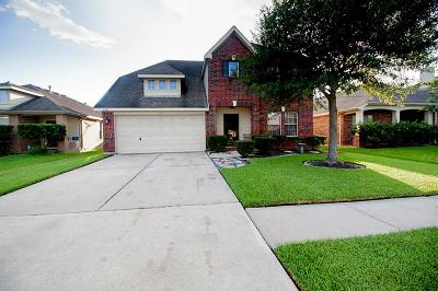 Deer Park Single Family Home For Sale: 2801 San Marcos Drive