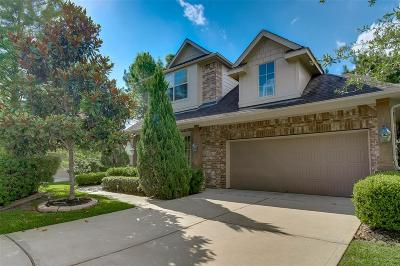 The Woodlands Single Family Home For Sale: 3 Galleta Court