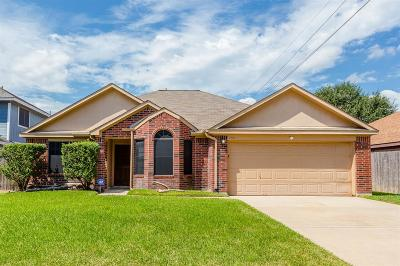 Cypress TX Single Family Home For Sale: $158,000