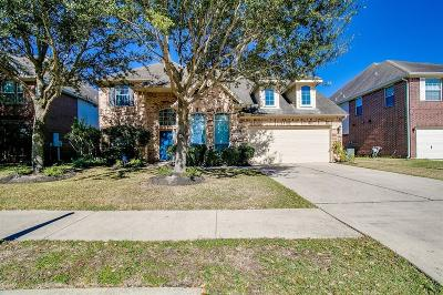 Deer Park Single Family Home For Sale: 2510 Pine Brook Drive