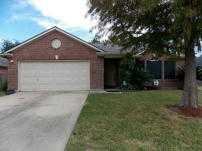 Katy Single Family Home For Sale: 18406 Dinner Creek